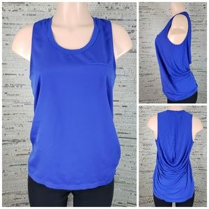 Two by Vince Camuto Blue Tank Top
